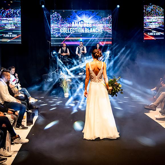 défilé salon du mariage Marseille ID organisation